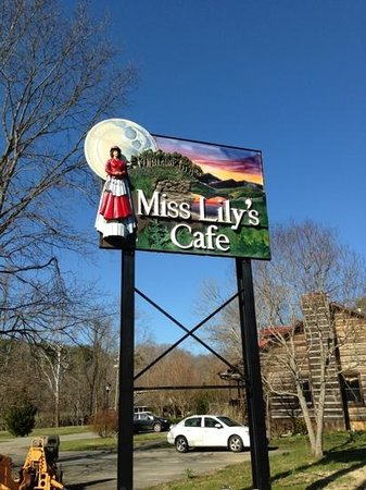Miss Lily's Cafe :                   fun place