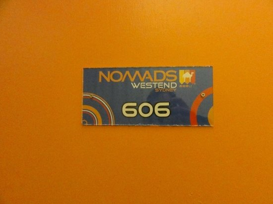 Westend Backpackers:                   This is room 606 , should be 666 it's pure hell. Last hoover was probably 1982