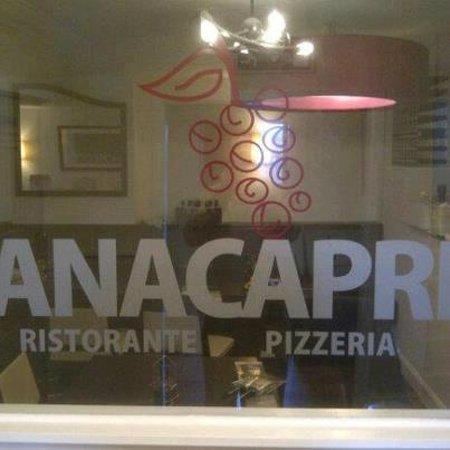 Anacapri Ristorante & Pizzeria:                                     View of Restaurant