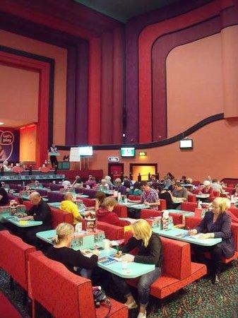 Mecca Bingo:                   the Club