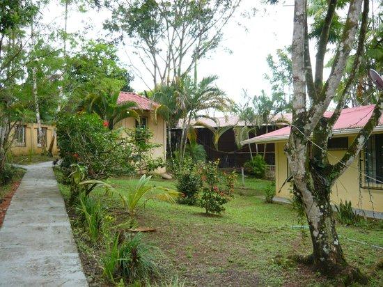 Inti Resort and Villas:                   Parte del maravilloso hotel