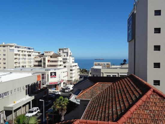 Atlantic Affair Boutique Hotel : Penthouse Terrace Sea view