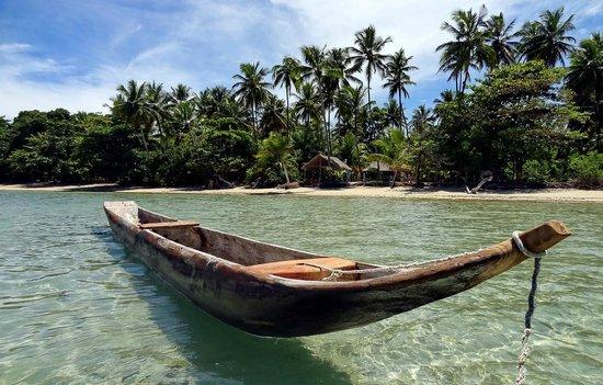 Ilha de Boipeba, BA:                   Playa Morere