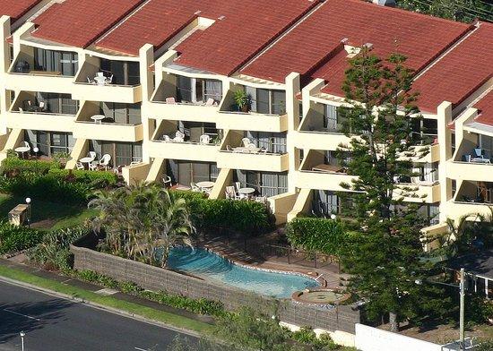 Sandrift beachfront apartments 2018 prices reviews miami photos of apartment tripadvisor for Cheap 2 bedroom apartments gold coast