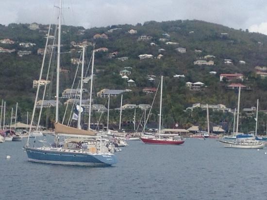 The Westin St. John Resort Villas:                   Westin welcome