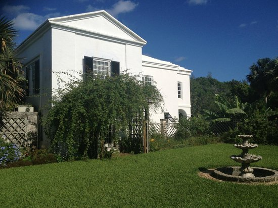 Bermuda Botanical Gardens Cafe