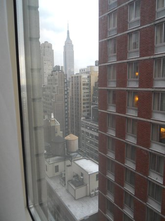 Staybridge Suites Times Square - New York City: View from the window