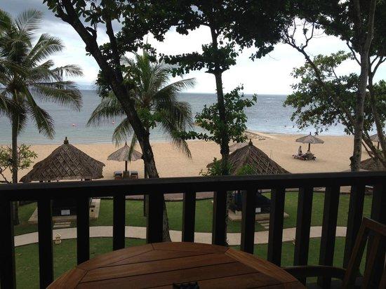 Conrad Bali: oceanview king