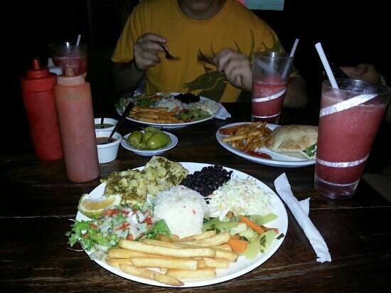Zula Restaurant :                   dinning at Zula