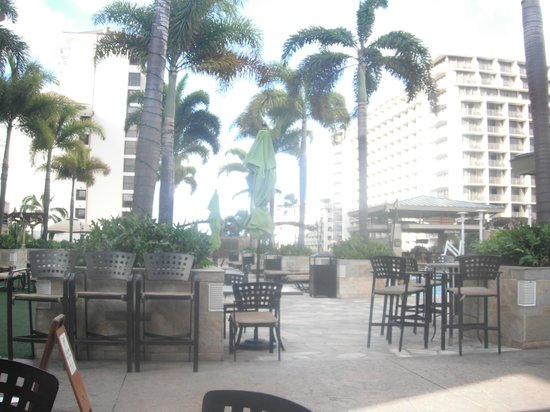 Embassy Suites by Hilton Waikiki Beach Walk:                   pool