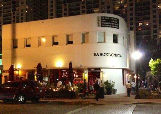 Barceloneta Miami Beach Menu Prices Restaurant Reviews Tripadvisor