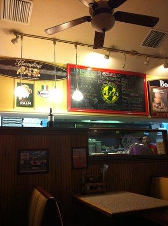 Jersey Boardwalk Pizza:                   Boardwalk