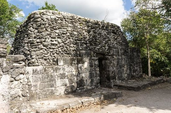 San Gervasio Mayan Archaeological Site: San Gervasio ruins 4