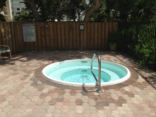 The Native Sun: Hot Tub