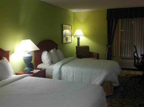Hilton Garden Inn Minneapolis St. Paul-Shoreview:                                                       room