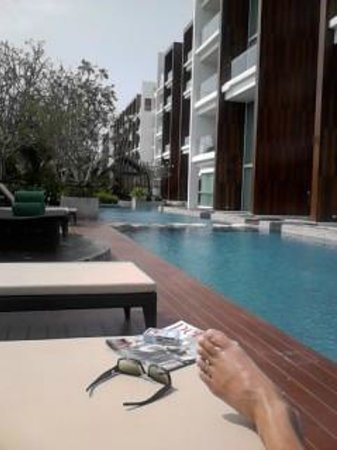 Mida De Sea Hua Hin:                   1 tower pool