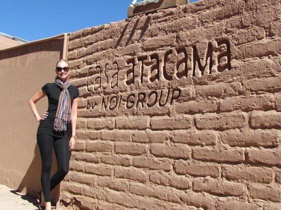 Hotel Noi Casa Atacama:                   ...