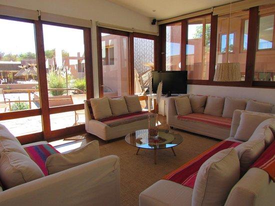 Hotel Noi Casa Atacama:                   ....