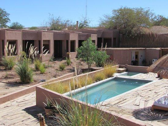 Hotel Noi Casa Atacama:                   piscina