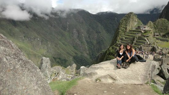 Prom Cusco Travel - Day Tours:                   Machu Pichu!