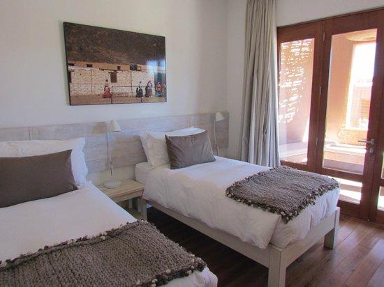Hotel Noi Casa Atacama:                   cama e lençois otimos