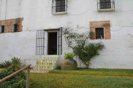 El Cortijo Barranco: Hotel