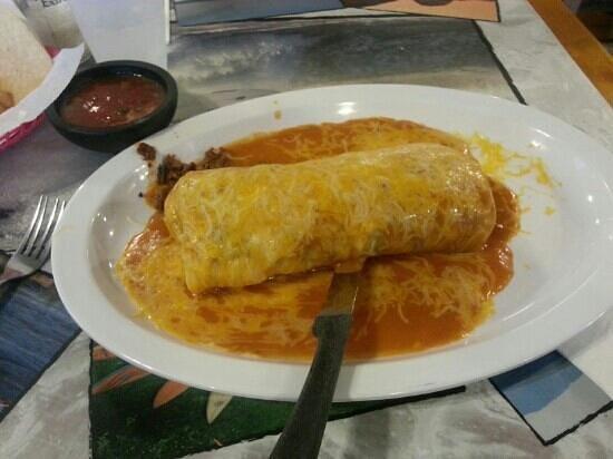 Olas Mexican Restaurant Camarillo California