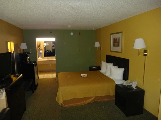 Quality Inn Orlando Airport: Room