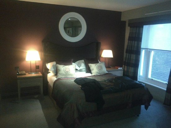 Macdonald Windsor Hotel: classic room