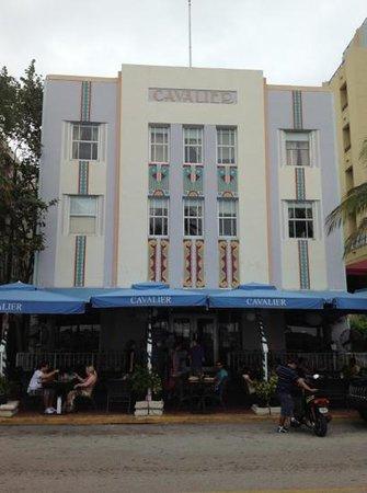 Cavalier South Beach:                   Cavalier Hotel
