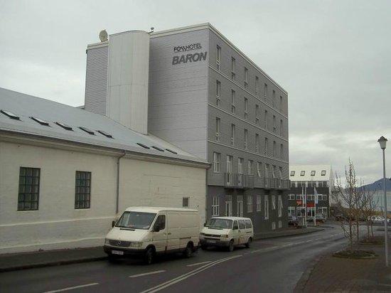 Fosshotel Baron: Hotel