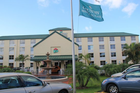 Country Inn & Suites By Carlson, Miami (Kendall): Frente del hotel