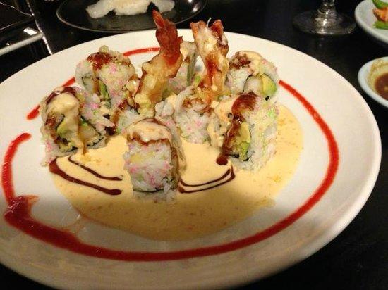 Sushi Karen Japanese Restaurant: Crunchy roll