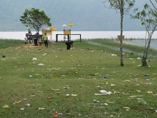 Enjung Beji Resort:                   Place for meditation
