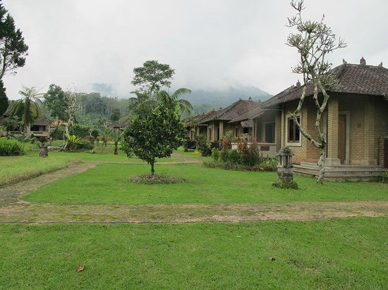 Enjung Beji Resort :                   Cottages