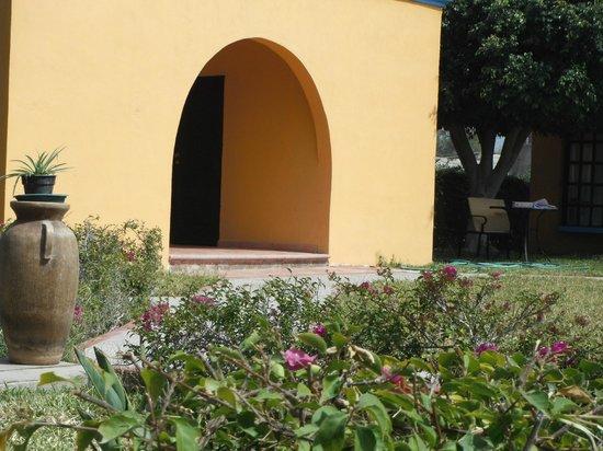 Villas del Descanso : area verde