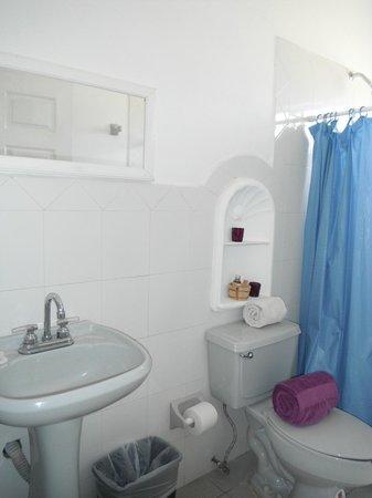 Villas del Descanso : baño Villa