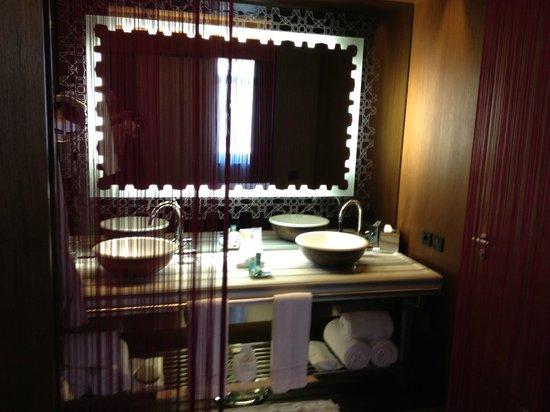 W Istanbul:                   Das Badezimmer