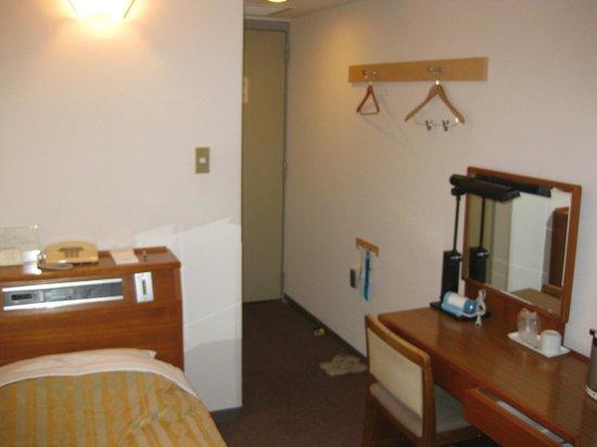Sun Hotel Utsunomiya :                   部屋