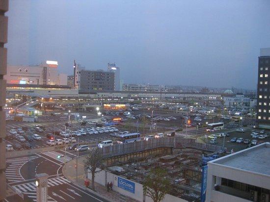 Sun Hotel Utsunomiya :                   駅側