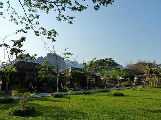 Villa Vang Vieng Riverside 사진