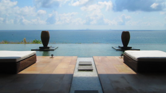 Mia Resort Nha Trang:                                     view from lobby