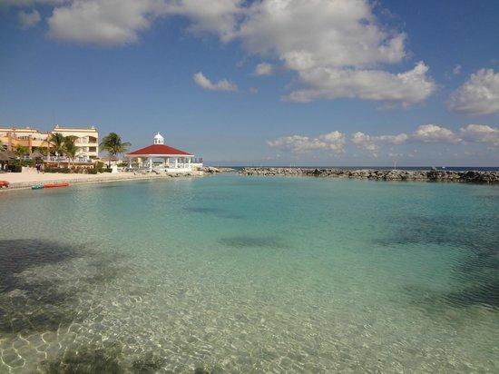 Heaven at the Hard Rock Hotel Riviera Maya:                                     South Lagoon