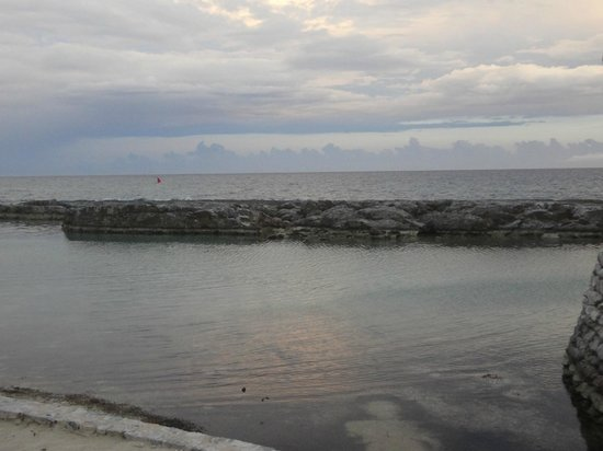 Heaven at the Hard Rock Hotel Riviera Maya:                                     Lagoon & Carribean