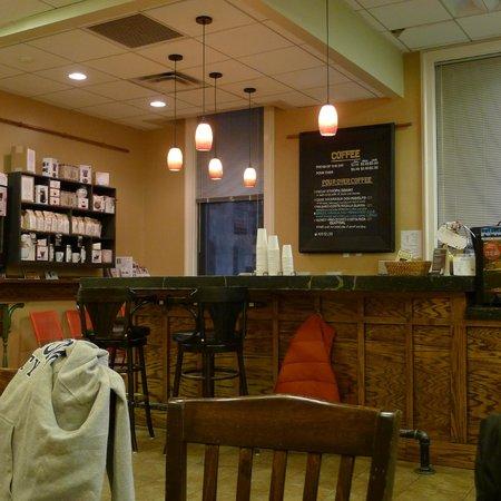 Bard Coffee:                   Bar