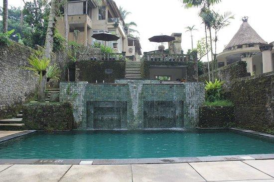 Wapa di Ume Resort and Spa:                   Pool view