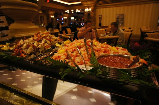 Feast Buffet at Red Rock Hotel and Casino - Dessert - Picture of ...