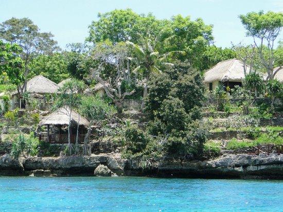 Hai Tide Beach Resort:                   Территория