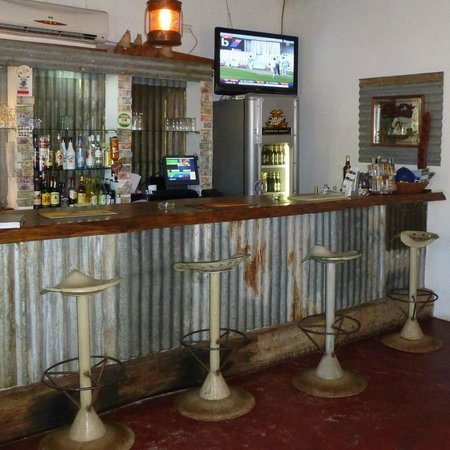 Three Bridges Restaurant at The Outpost:                   bar