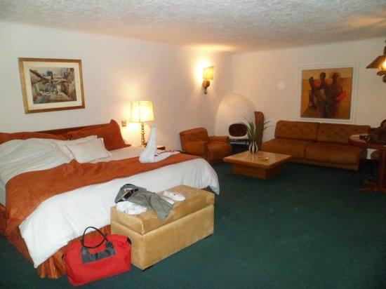 Antara Hotel: Panoramico de la habitacion